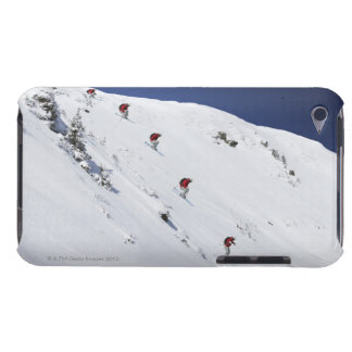 Male Skier iPod Touch Case-Mate Case
