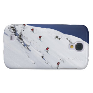 Male Skier Galaxy S4 Case