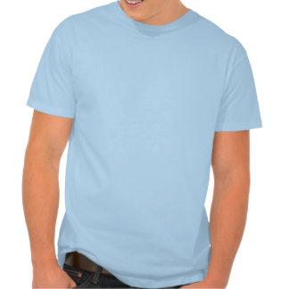 Male Stick Figure Nurse - Blue T Shirts