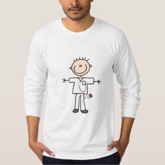 Male Stick Figure Nurse Tshirts and Gifts