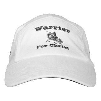 Male Warrior For Christ Cap