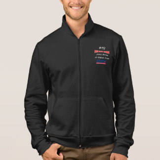 Male Zip Up Fleece T Shirts