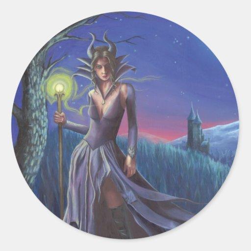 Maleficent Sticker Maleficent Art Fairy Tale Art