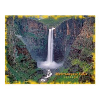 Maletsunyane Falls Postcards