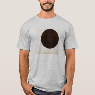 Malevich, Black Circle T-Shirt