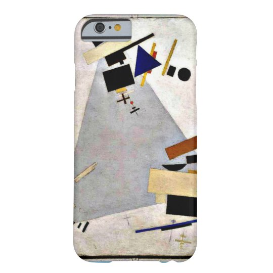 Malevich - Dynamic Suprematism Barely There iPhone 6