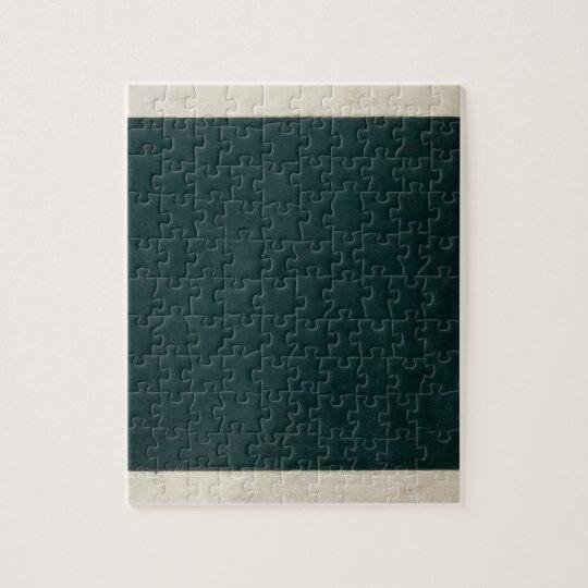 Malevich, Kazimir Severinovich, Black Square Jigsaw Puzzle