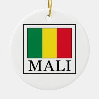 Mali Christmas Ornament