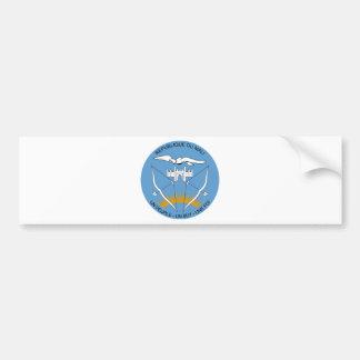 Mali Coat of Arms Bumper Sticker