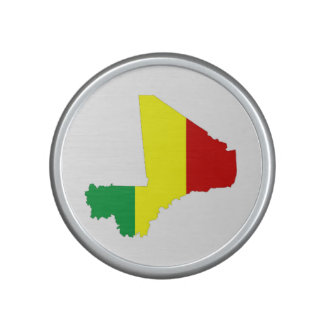mali country flag map shape silhouette symbol speaker
