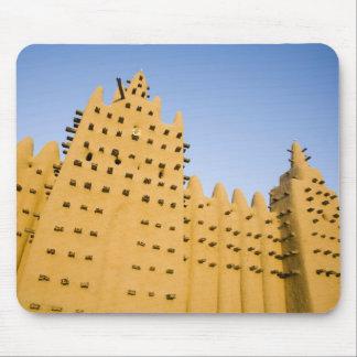 Mali, Djenne. Grand Mosque Mouse Mat