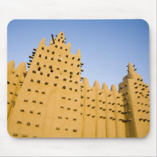 Mali, Djenne. Grand Mosque Mouse Pad
