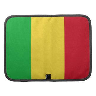 Mali Flag Folio Organizer