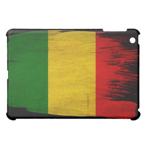 Mali Flag Cover For The iPad Mini