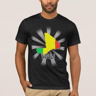 Mali Flag Map 2.0 T-Shirt