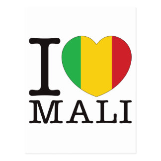 Mali Love v2 Postcards