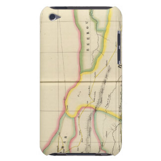 Mali Mauritania and Burkina, Africa iPod Touch Case-Mate Case