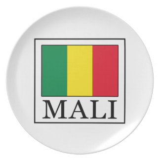 Mali Party Plate