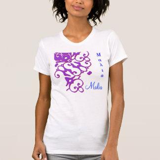 Malia Designer Name with Origin & Meaning T-Shirt