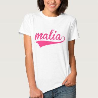 Malia Text 2 Shirt
