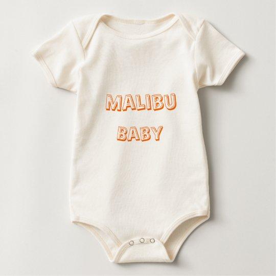Malibu Baby Baby Bodysuit