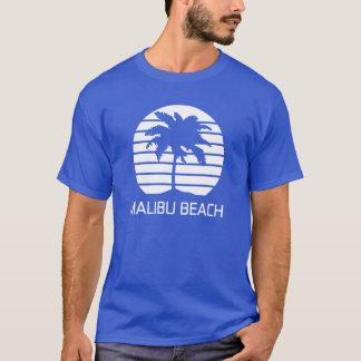 Malibu Beach Retro T-Shirt