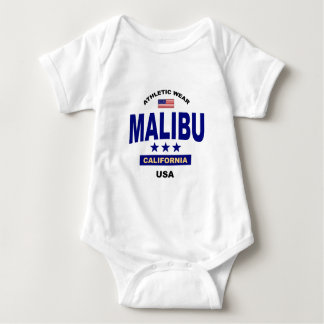 Malibu California Baby Bodysuit