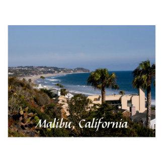 Malibu, California Post Card