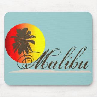 Malibu California Souvenir Mouse Pad