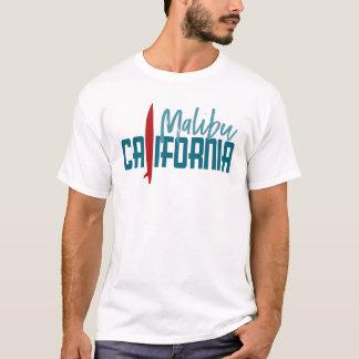 Malibu California T-shirt - Surfboard