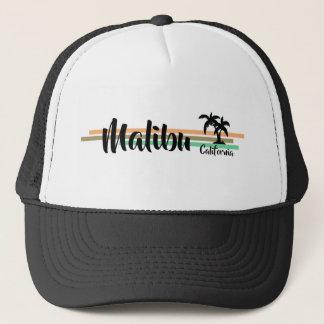Malibu Palm T-Shirt Trucker Hat