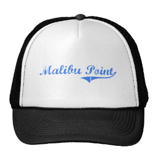 Malibu Point California Classic Design Hats