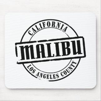 Malibu Title Mouse Pad
