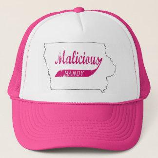 Malicious Mandy Trucker Hat