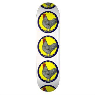 Maline Rooster Skateboard
