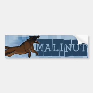Malinut Bumper Sticker