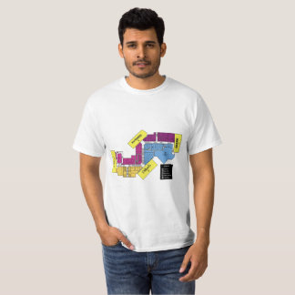 Mall Directory T-Shirt (All Sizes M&F)