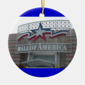 Mall of America Christmas Ornament