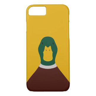 Mallard - bird illustration iPhone 8/7 case