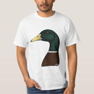 Mallard Drake Head T-Shirt
