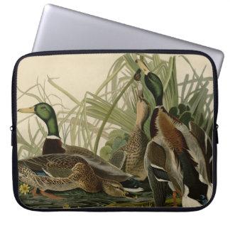 Mallard Duck Computer Sleeve