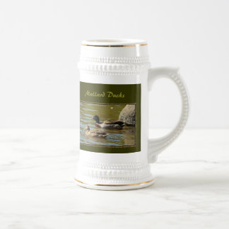 Mallard Duck Pair Mug