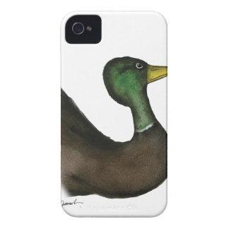 mallard duck, tony fernandes iPhone 4 cover