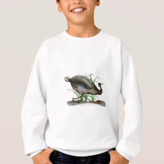 mallard duck - wild bird, tony fernandes sweatshirt