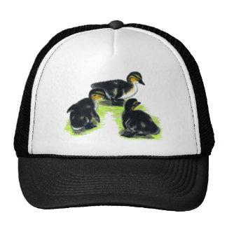 Mallard Ducklings Trucker Hat