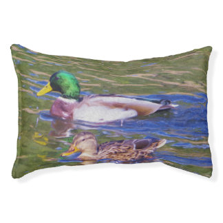 Mallard Ducks Pet Bed