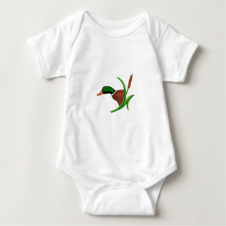 Mallard Head Baby Bodysuit