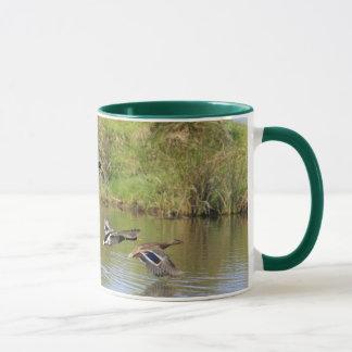 Mallard Take Off Mug