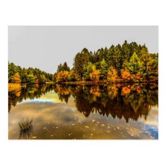 Mallards Pike Lake Postcard
