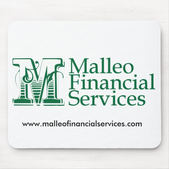 Malleo Financial Services Mouse Mat